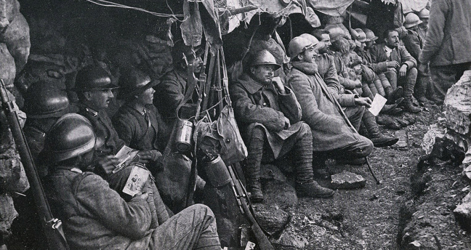 Presentazione della mostra sul Centenario della Prima Guerra Mondiale