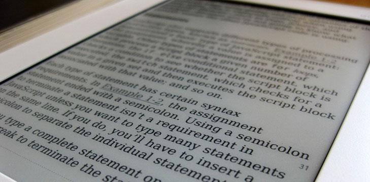 L.Stabilita': iva al 4% sugli ebook è traguardo cultura
