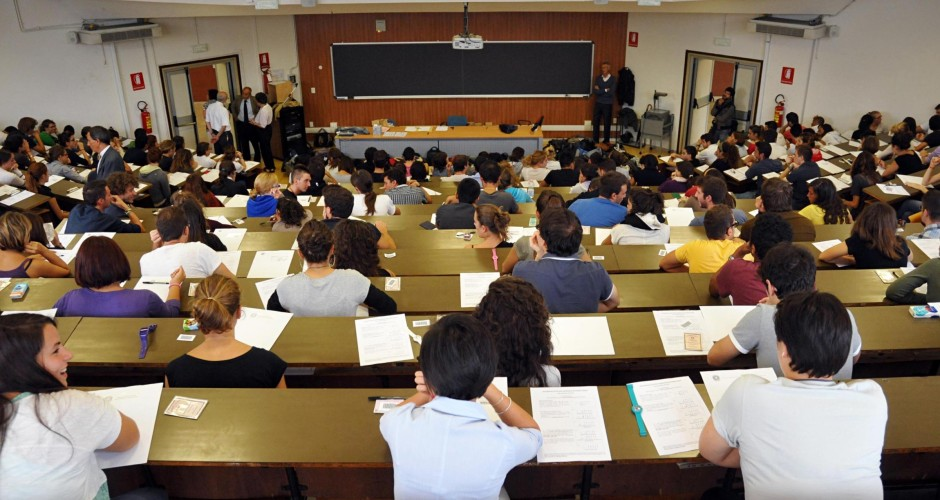 No tax area per studenti universitari con redditi bassi