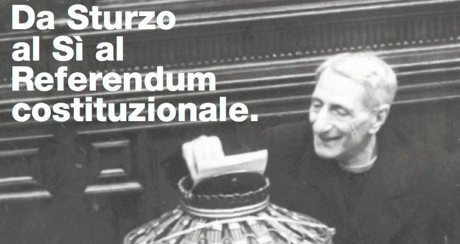 Da Sturzo al Sì passando per i referendum degli anni '90