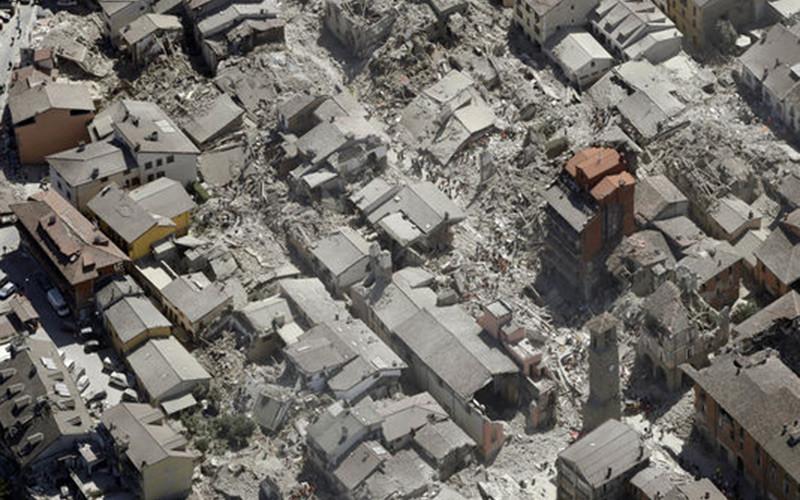 Il decreto terremoto è legge
