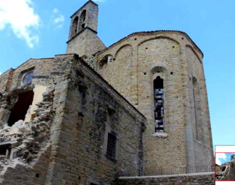 8 x Mille per i Beni Culturali danneggiati dal terremoto