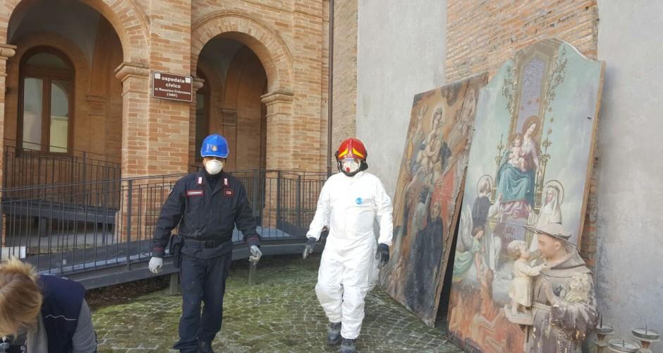 Decreto terremoto: 8×1000 ai beni culturali