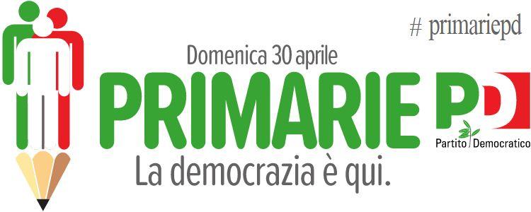 Domenica 30 aprile voto Matteo Renzi