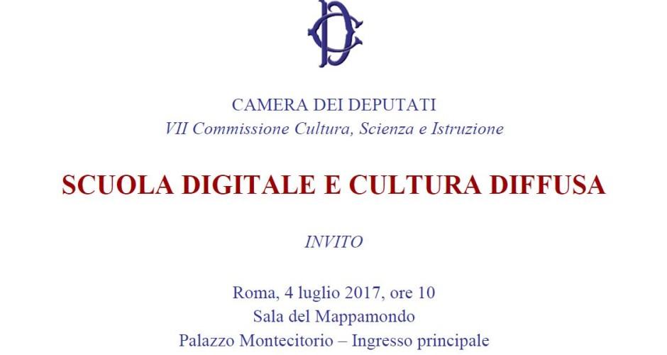 Scuola digitale e cultura diffusa