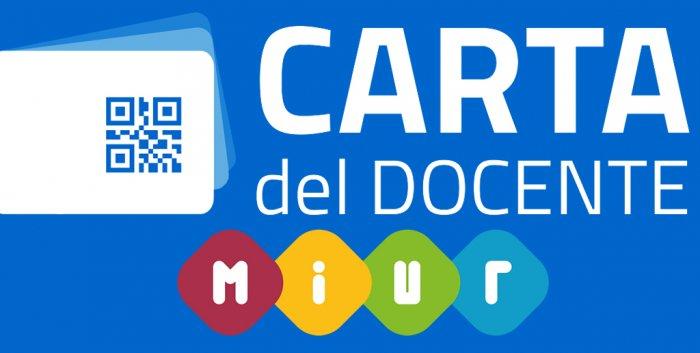 Carta del Docente, accreditati i 500 euro per il nuovo anno scolastico
