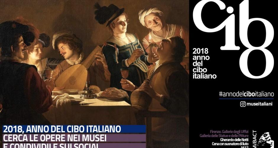 2018, Anno del Cibo Italiano