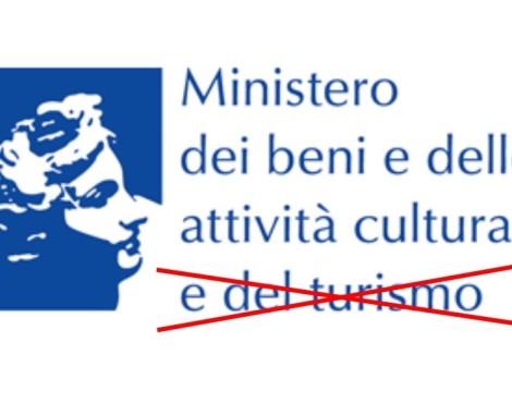 Cultura: discutiamo proposta nuovo ministero contro deriva bilancio Mibac
