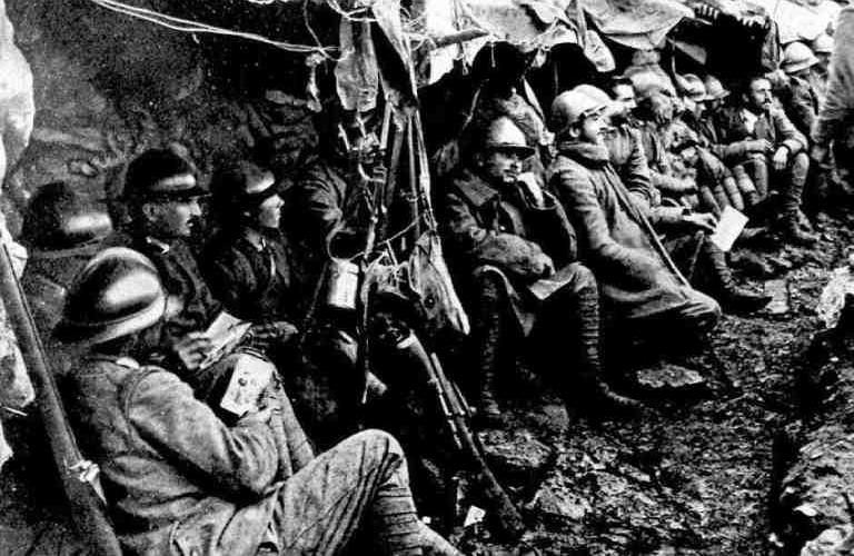 Mozione PD sulla Grande Guerra