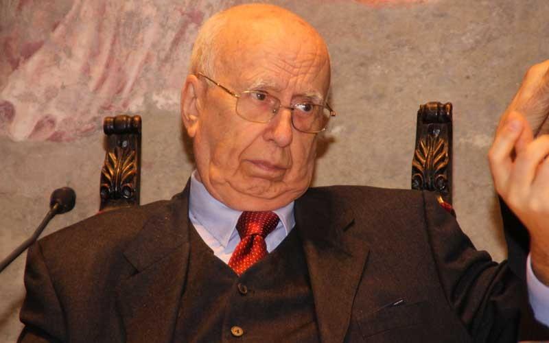 È scomparso l'Ambasciatore Luigi Vittorio Ferraris