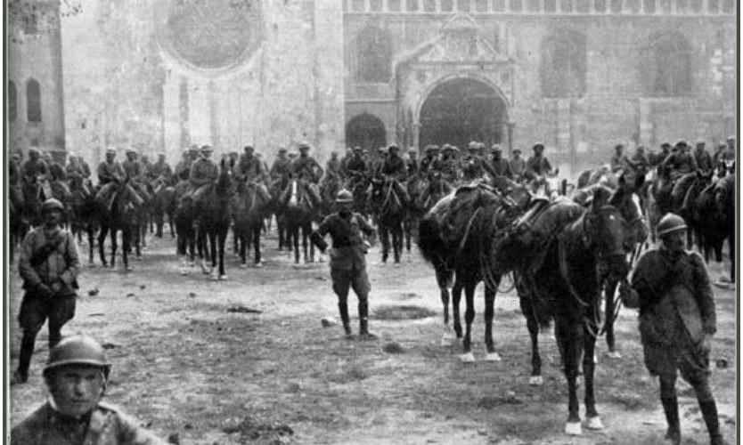 100 anni dalla fine della Grande Guerra