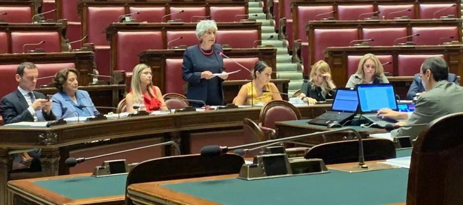 Legge lettura: condivisione alla Camera nella discussione generale
