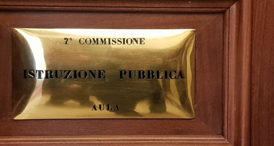 La legge di Bilancio in Commissione Cultura