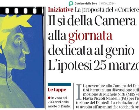 Dantedì, la giornata celebrativa di Dante Alighieri