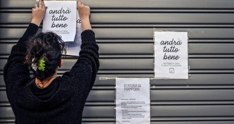 """Nicola Lagioia: """"una proposta per evitare il disastro nel mondo del libro"""""""
