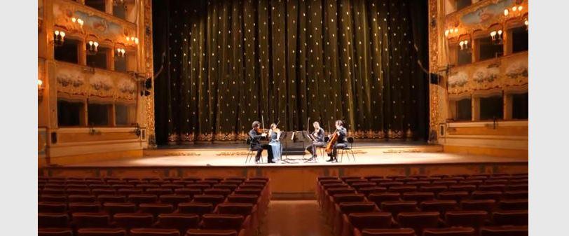 ANSA.it pronta ad ospitare spettacoli teatrali ed enti di cultura